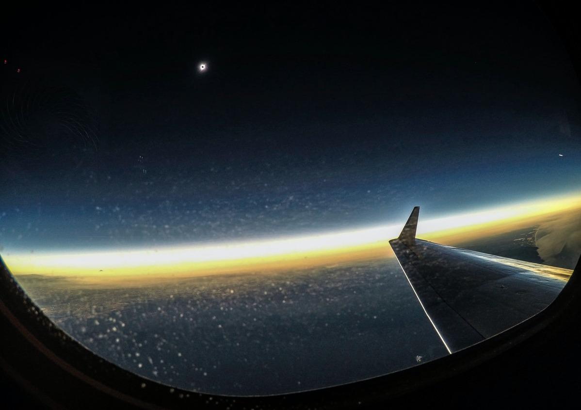 Eclipse total de sol Chile